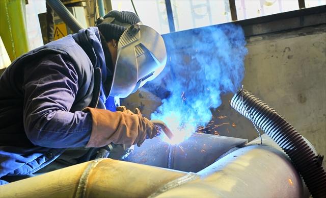 ㈱ICCは鍛冶工の求人募集中